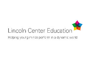 Lincoln Center Education logo and tagline